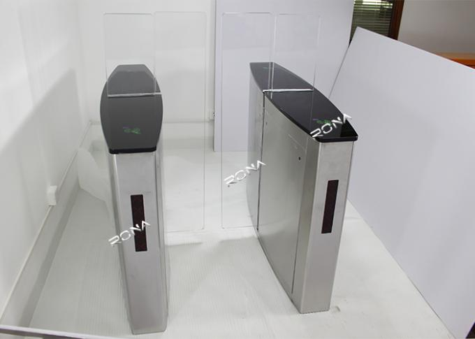 RFID Card Reader Automatic Sliding Barrier Gate Access Control 30~40 Persons / Min