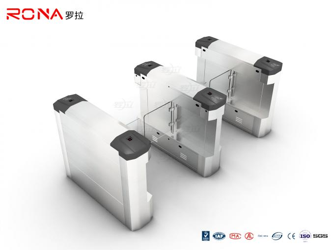 600-900mm Passage Way Pedestrian Swing Gate Automatic Systems Turnstiles Access Control