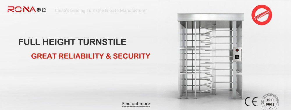 China best Full Height Turnstile on sales