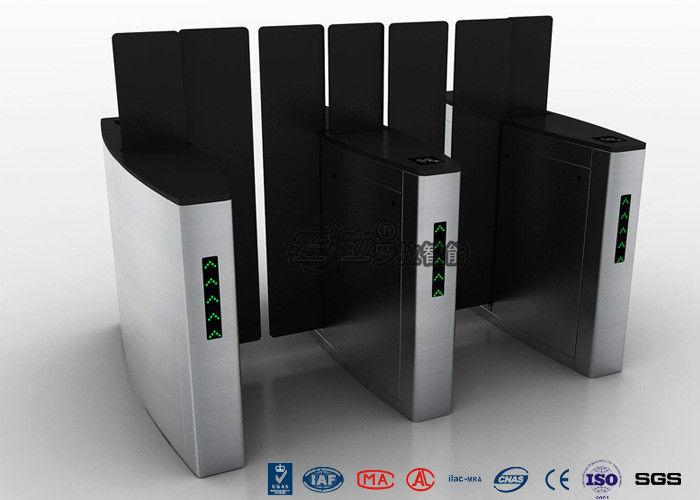 Access control turnstile barrier gate