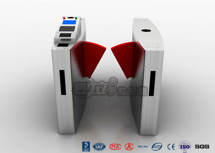 Face Scan Pedestrian Barrier Gate Swing Turnstile Automatic Door Entrance Solution In Mansion & Face Scan Pedestrian Barrier Gate Swing Turnstile Automatic Door ...