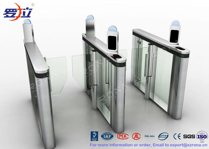 Pedestrian Management Automatic Entry Auto Gate Door Access