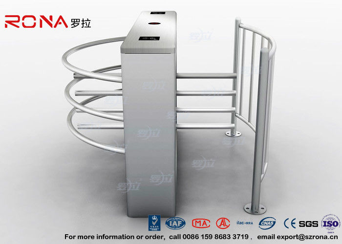 Strange Dc 24V Brush Motor Waist High Turnstile Automatic Systems Evergreenethics Interior Chair Design Evergreenethicsorg