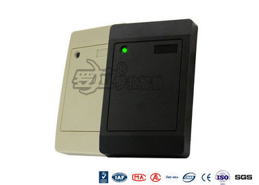 China Long Range RFID Card Reader EM / ID / IC Card RS232 / RS485 Wiegand 26 factory
