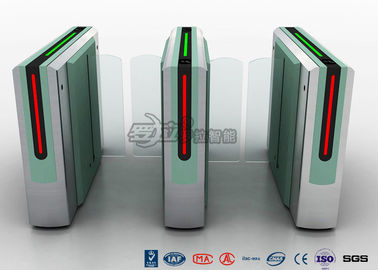 China Stainless Steel Access Control Turnstiles factory