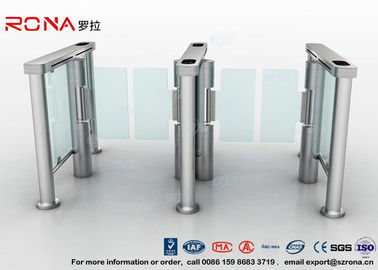 China Swing Barrier Gate Pedestrian Security Gate Visitor Entry Access Control For Office Building With CE approved factory